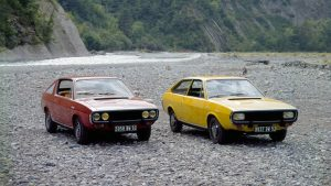 Varianta franceza a lui Dacia 1410 Sport? Renault 17   Magazinul Colectionarului   Blog